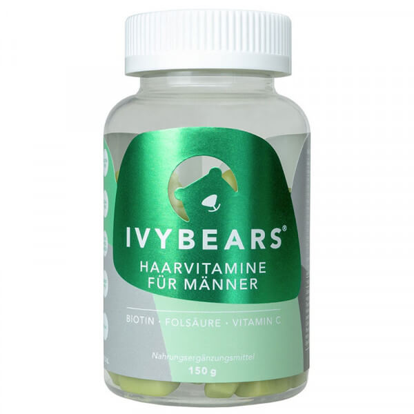 IVYBEARS vitamines capillaires pour hommes