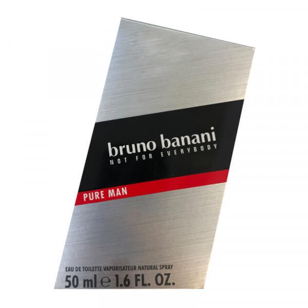 Bruno Banani Pure Man - 50ml