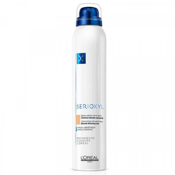 Serioxyl Blonde Volumizing Coloured Spray - 200ml - Loreal