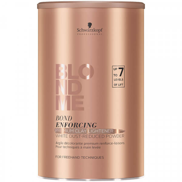 BlondMe Premium Clay Lightener 7+ (350g)