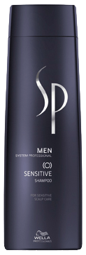 Wella System Professional Men Sensitive Shampoo 250 ml