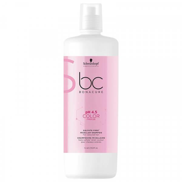 BC Color Freeze Sulfate-Free Micellar Shampoo