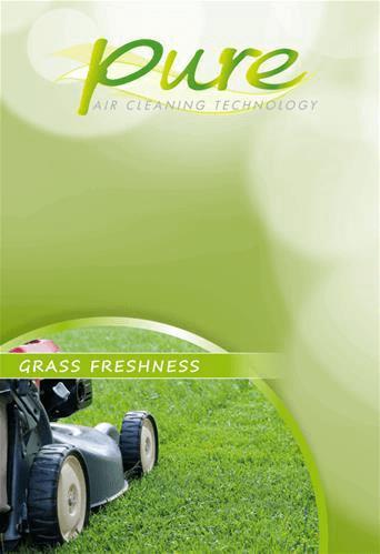 Duftkapseln «Grass Freshniess»