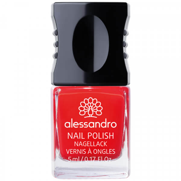 Nail Polish - 112 Classic Red