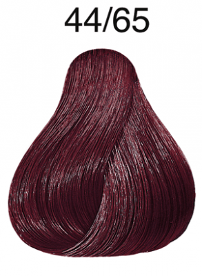 Vibrant Reds 44/65 mittelbraun intensiv violett-mahagoni