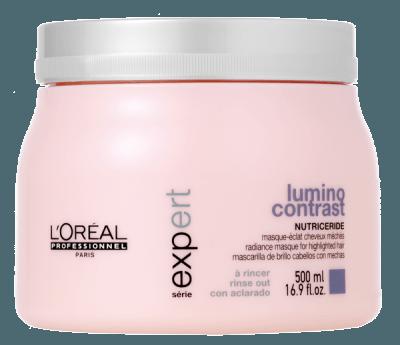 Lumino Contrast Glanz-Maske (500ml)