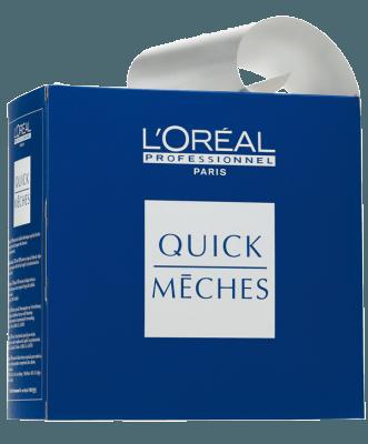 Quick-Meches Rolle Hilfsfolien