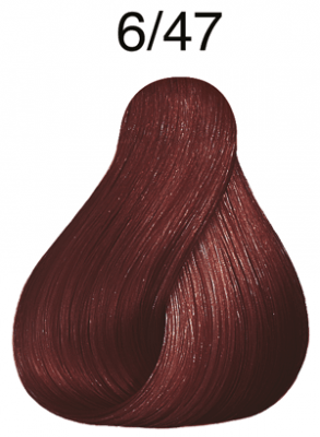 Color Touch Vibrant Reds 6/47 dunkelblond rot-braun 60ml