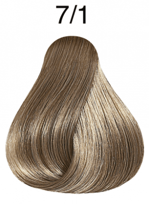 Color Touch Rich Naturals 7/1 mittelblond asch