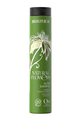 Natural Flowers Nutri Shampoo (250ml)
