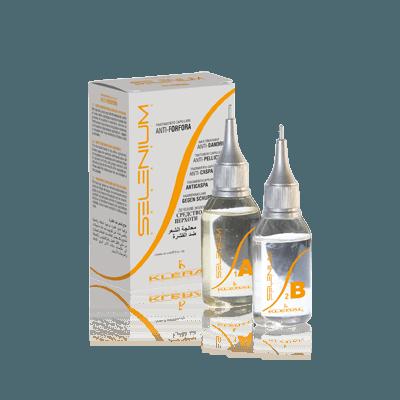 Selenium Anti Schuppen Haarbehandlung (50ml)