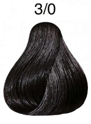 Color Touch Pure Naturals 3/0 dunkelbraun