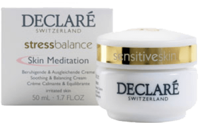 Stress Balance Skin Meditation Declaré Switzerland