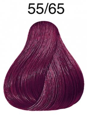 Vibrant Reds 55/65 hellbraun intensiv violett-mahagoni
