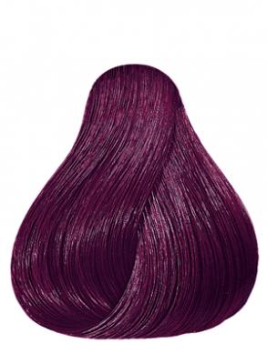 Vibrant Reds 44/66 mittelbraun intensiv violett-intensiv