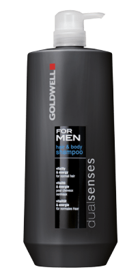 Hair & Body Shampoo (1500ml)
