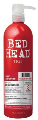 Bed Head Resurrection Shampoo (750ml)