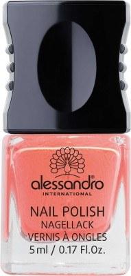 Alessandro Nail Polish SUNDAY ROSE Happy Coral (5ml)