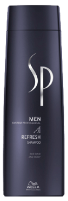 SP Men Refresh Shampoo (250 ml)