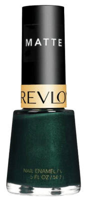 Core Nail Enamel Emerald City Matte