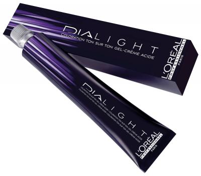 L'Oréal Dialight 6.13 Dunkelblond Asch Gold