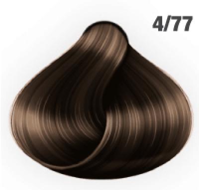 Silky Shine 4/77 Mittelbraun Braun-Intensiv