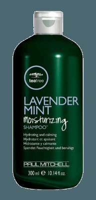 Lavender Mint Moisturizing Shampoo (300 ml)