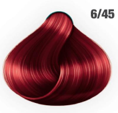 Silky Shine 6/45 Dunkelblond Rot-Mahagoni