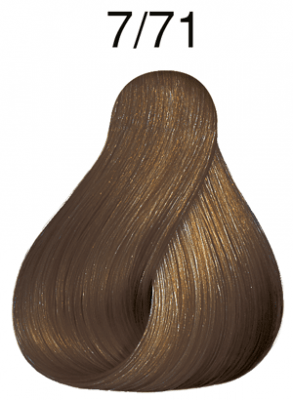 Color Touch Deep Browns 7/71 mittelblond braun-asch