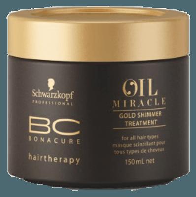 Oil Miracle Goldschimmer Kur (150 ml)