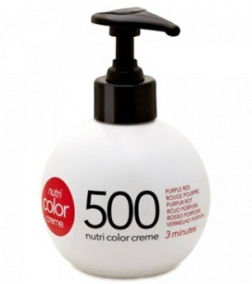 Revlon Professional Nutri Color Creme 500 Purpur Rot (250ml)