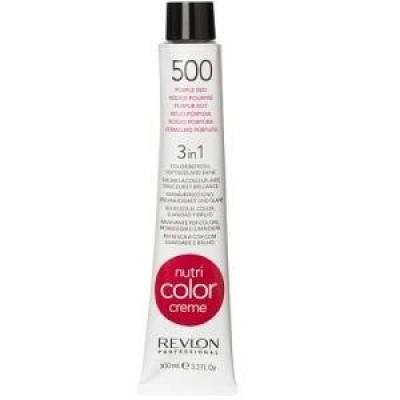 Revlon Professional Nutri Color Creme 500 Purpur Rot (100ml)