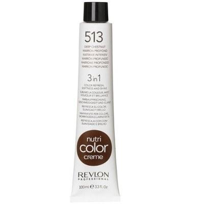 Revlon Professional Nutri Color Creme 513 Kastanie Intensiv (100ml)
