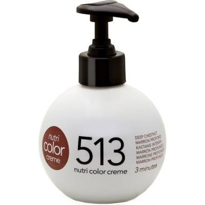 Revlon Professional Nutri Color Creme 513 Kastanie Intensiv (250ml)