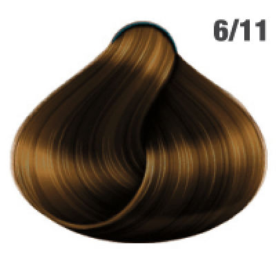 Silky Shine 6/11 Dunkelblond Asch Intensiv