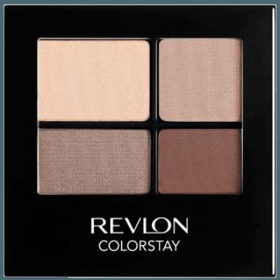 ColorStay 16H Eyeshadow Quad Addictive 500