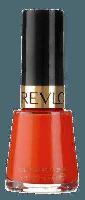 Core Nail Enamel Raven Red