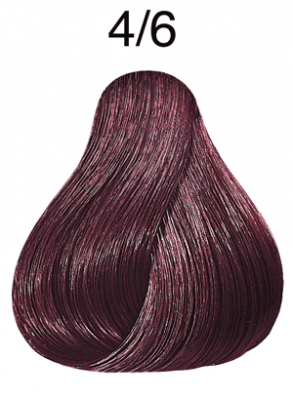 Color Touch Vibrant Reds 4/6 mittelbraun violett