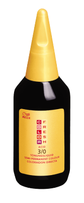 Color Fresh Acid 6/45 dunkelblond rot-mahagoni