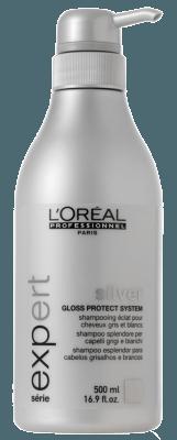 Serie Expert Silver Shampoo (500ml)