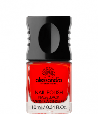 Classic Red Nagellack (10ml) alessandro 12