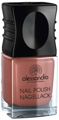 Alessandro Nail Polish 22 Chocolate Brown