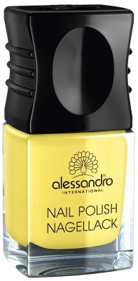 Alessandro Nail Polish 64 Sparkling Lime