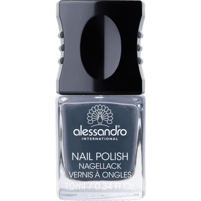 New York Grey Nagellack (10ml) alessandro 76