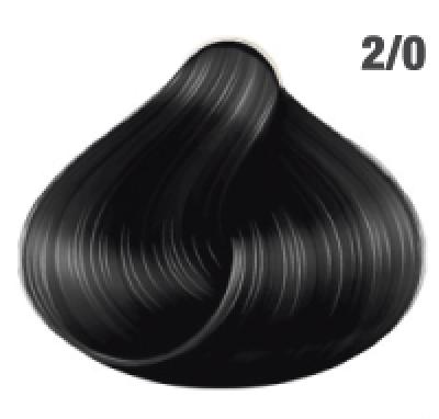 Silky Shine 2/0 Schwarz