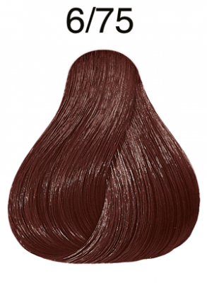 Color Touch Deep Browns 6/75 dunkelblond braun-mahagoni