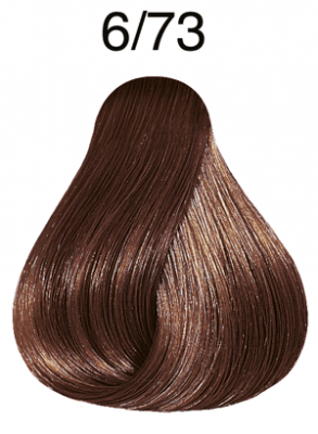 Color Touch Deep Browns 6/73 dunkelblond braun-gold