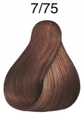 Deep Browns 7/75 mittelblond braun-mahagoni Wella