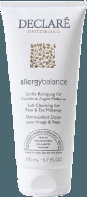 Allergy Balance Sanfte Reinigung für Gesicht & Augen Make-up
