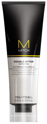 Mitch Double Hitter 2-in-1 Shampoo & Conditioner (250ml)